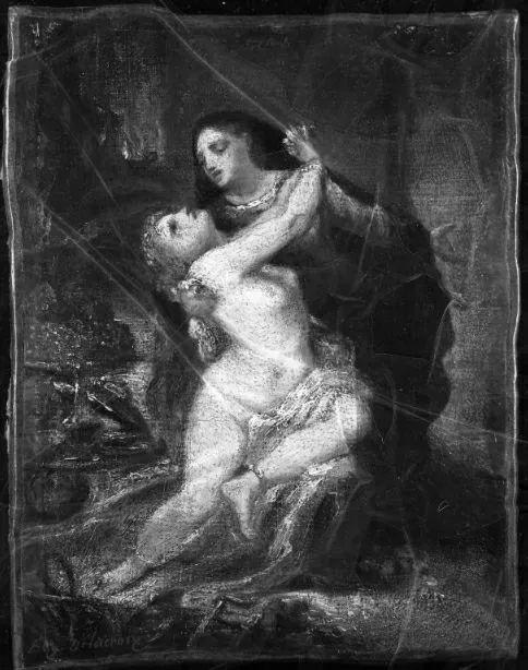 No.43 德拉克洛瓦 | 19世纪法国浪漫主义画派代表插图54