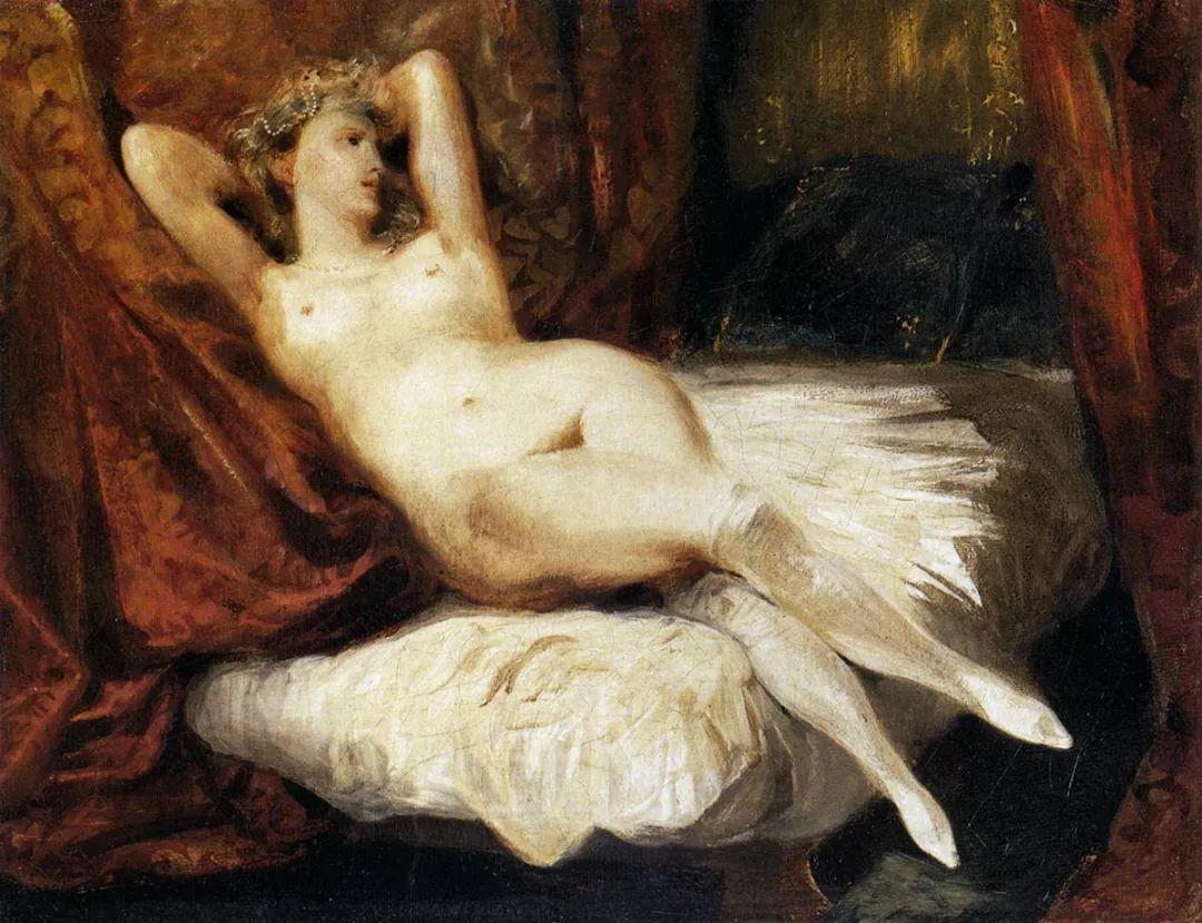 No.43 德拉克洛瓦 | 19世纪法国浪漫主义画派代表插图55