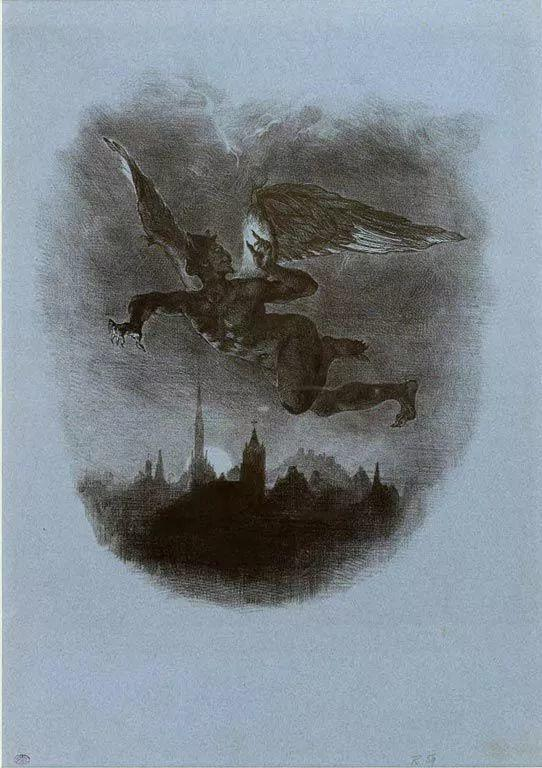 No.43 德拉克洛瓦 | 19世纪法国浪漫主义画派代表插图57