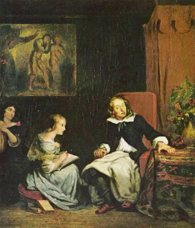 No.43 德拉克洛瓦 | 19世纪法国浪漫主义画派代表插图63