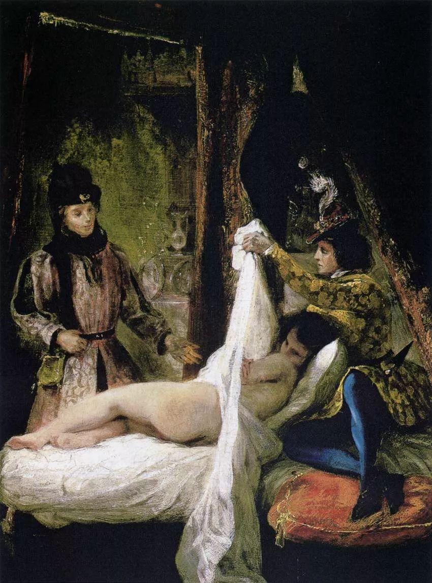 No.43 德拉克洛瓦 | 19世纪法国浪漫主义画派代表插图64