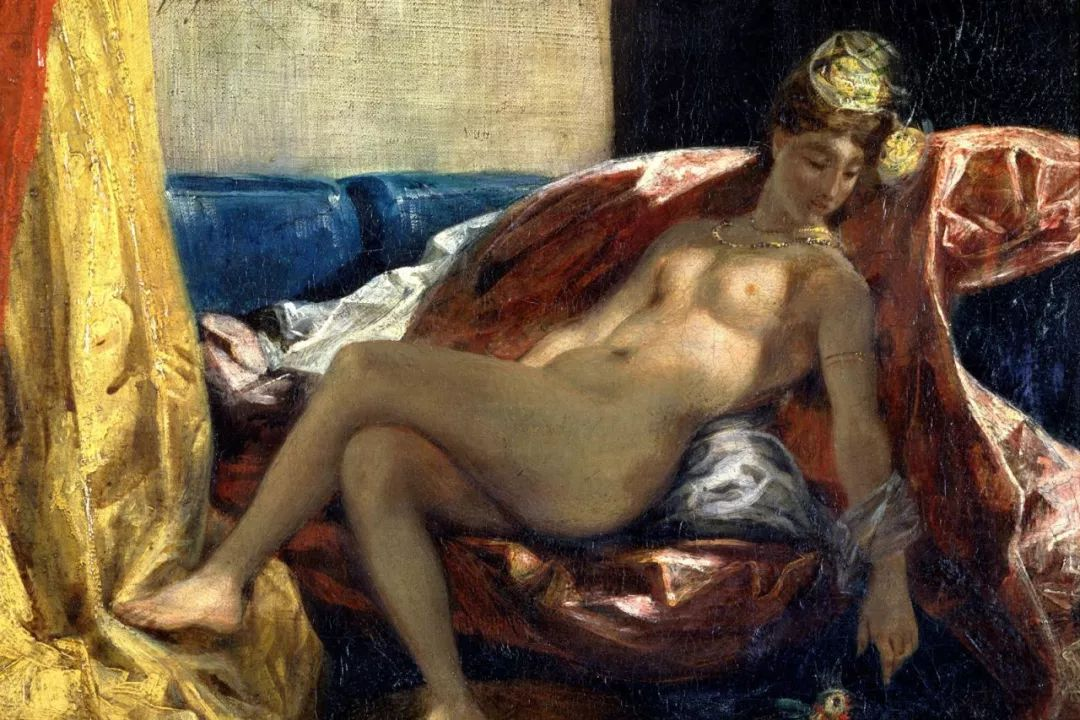 No.43 德拉克洛瓦 | 19世纪法国浪漫主义画派代表插图66