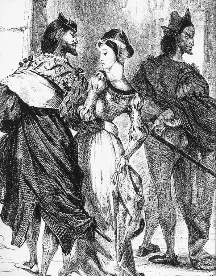 No.43 德拉克洛瓦 | 19世纪法国浪漫主义画派代表插图71