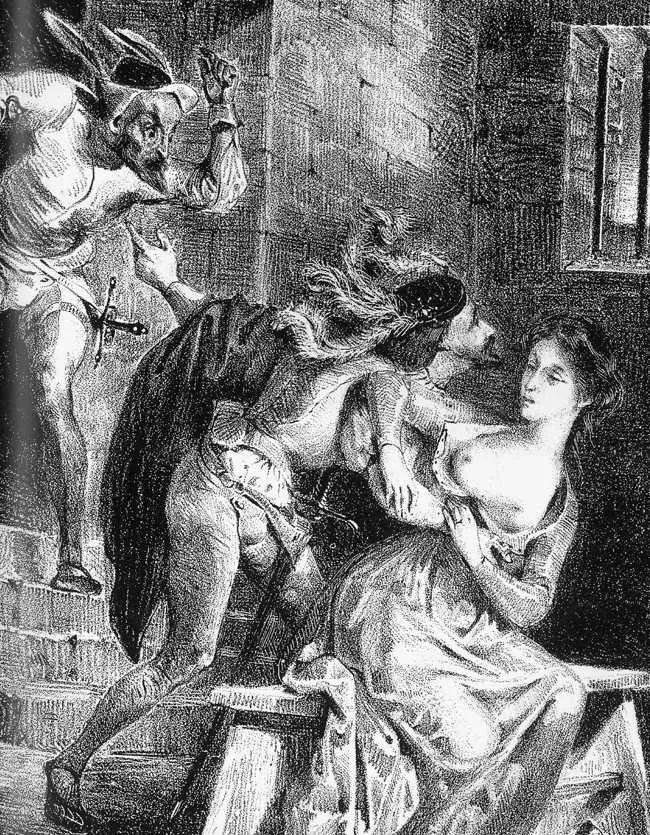 No.43 德拉克洛瓦 | 19世纪法国浪漫主义画派代表插图72