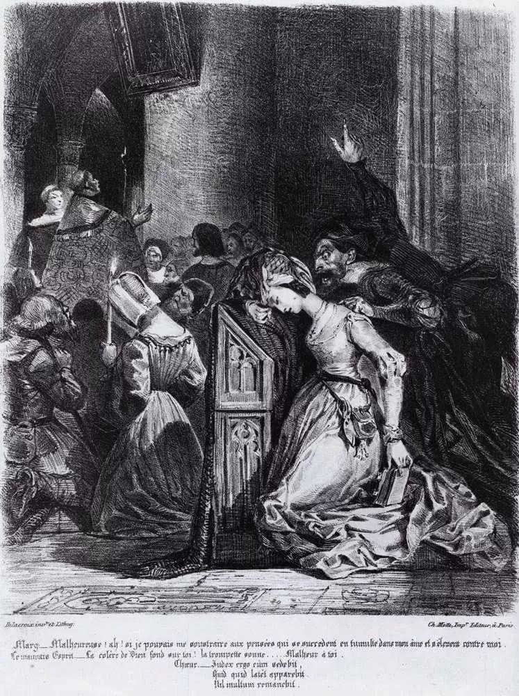 No.43 德拉克洛瓦 | 19世纪法国浪漫主义画派代表插图73