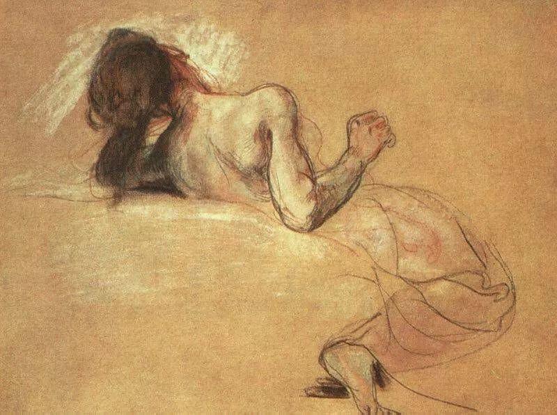 No.43 德拉克洛瓦 | 19世纪法国浪漫主义画派代表插图74