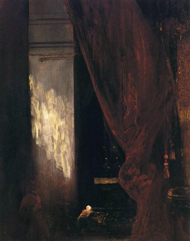 No.43 德拉克洛瓦 | 19世纪法国浪漫主义画派代表插图75