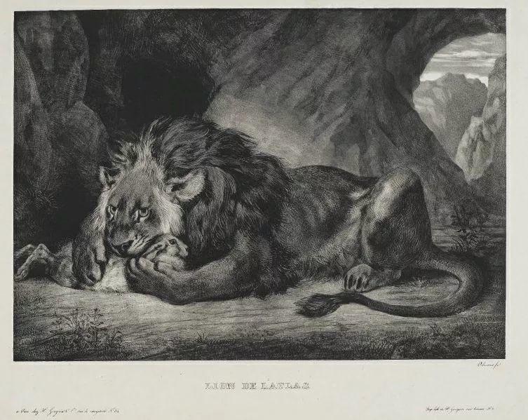 No.43 德拉克洛瓦 | 19世纪法国浪漫主义画派代表插图76