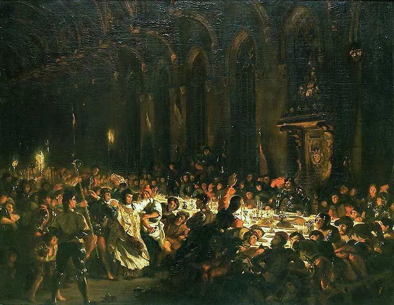 No.43 德拉克洛瓦 | 19世纪法国浪漫主义画派代表插图77