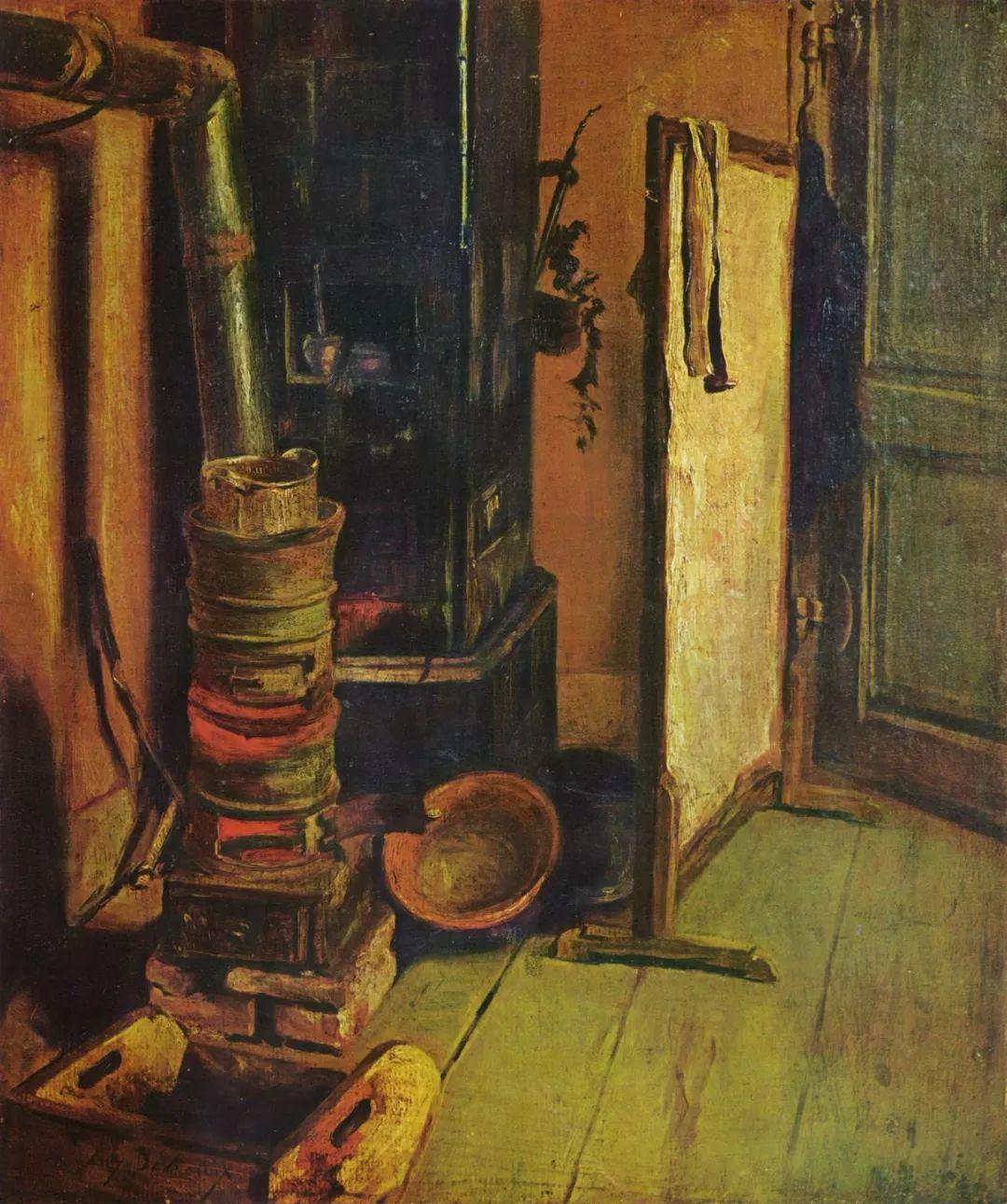 No.43 德拉克洛瓦 | 19世纪法国浪漫主义画派代表插图78