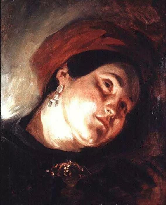 No.43 德拉克洛瓦 | 19世纪法国浪漫主义画派代表插图82