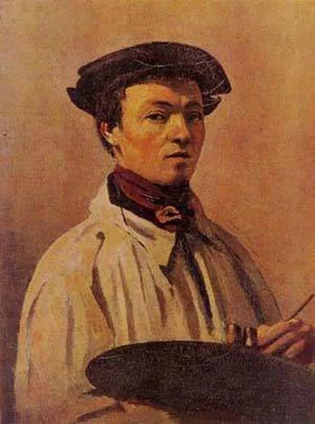 No.42 柯罗 | 法国19世纪最杰出的风景画家插图1