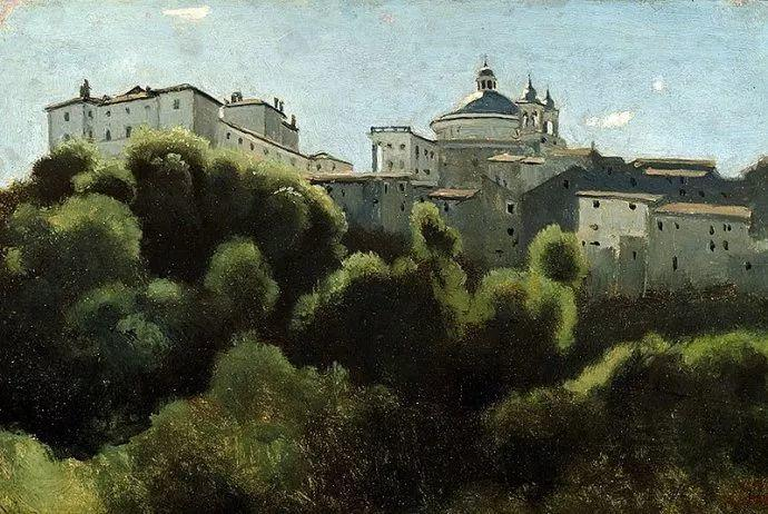 No.42 柯罗 | 法国19世纪最杰出的风景画家插图5