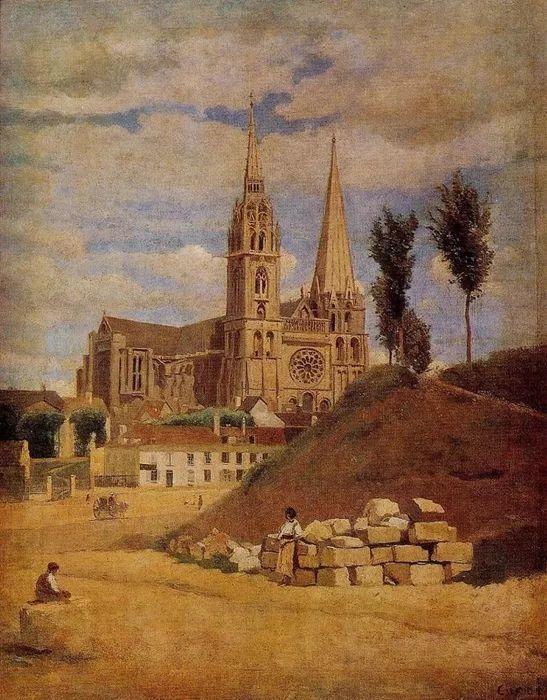 No.42 柯罗 | 法国19世纪最杰出的风景画家插图7