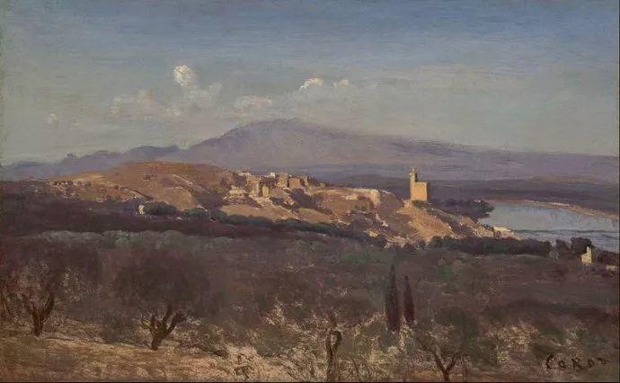 No.42 柯罗 | 法国19世纪最杰出的风景画家插图11