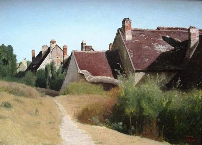 No.42 柯罗 | 法国19世纪最杰出的风景画家插图13