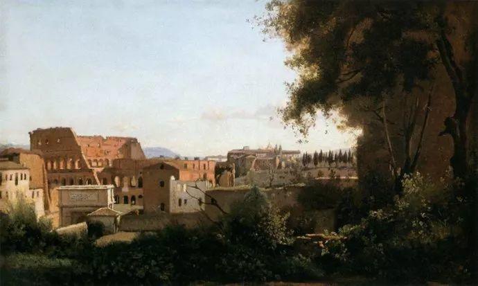 No.42 柯罗 | 法国19世纪最杰出的风景画家插图15