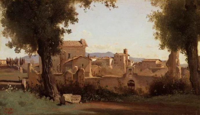 No.42 柯罗 | 法国19世纪最杰出的风景画家插图17
