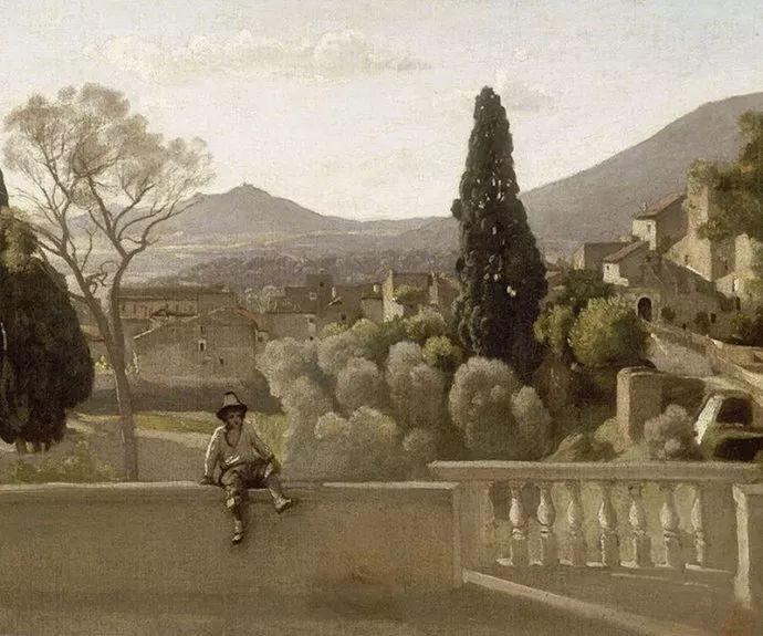 No.42 柯罗 | 法国19世纪最杰出的风景画家插图21