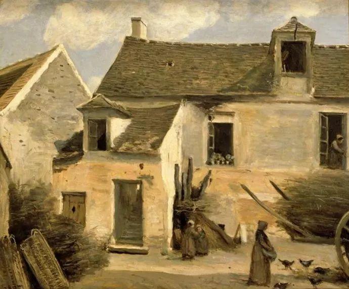 No.42 柯罗 | 法国19世纪最杰出的风景画家插图23