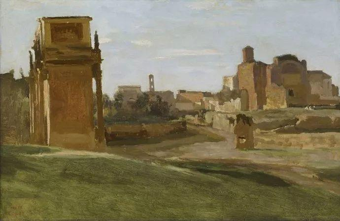 No.42 柯罗 | 法国19世纪最杰出的风景画家插图33