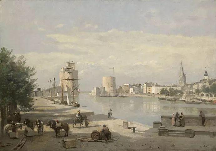 No.42 柯罗 | 法国19世纪最杰出的风景画家插图39