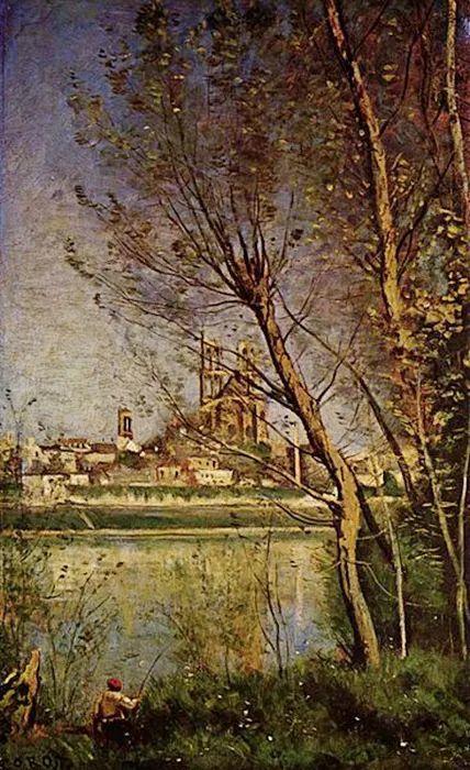 No.42 柯罗 | 法国19世纪最杰出的风景画家插图43