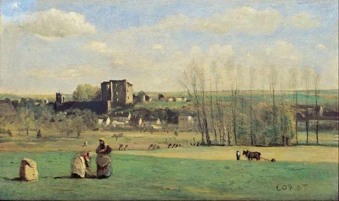 No.42 柯罗 | 法国19世纪最杰出的风景画家插图49