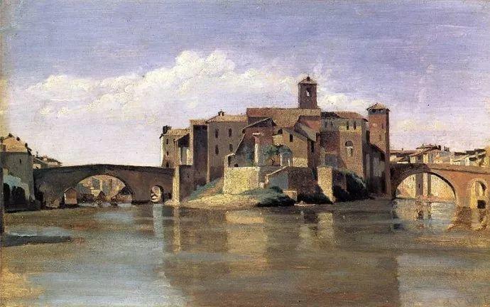 No.42 柯罗 | 法国19世纪最杰出的风景画家插图59