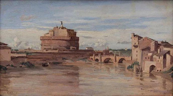 No.42 柯罗 | 法国19世纪最杰出的风景画家插图61