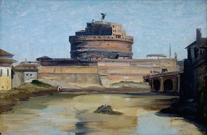 No.42 柯罗 | 法国19世纪最杰出的风景画家插图63