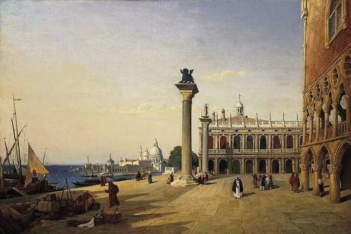 No.42 柯罗 | 法国19世纪最杰出的风景画家插图67