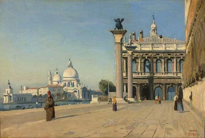 No.42 柯罗 | 法国19世纪最杰出的风景画家插图69