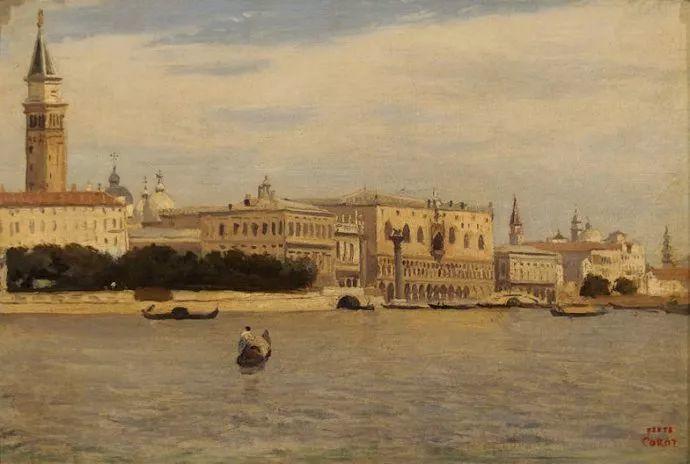 No.42 柯罗 | 法国19世纪最杰出的风景画家插图71