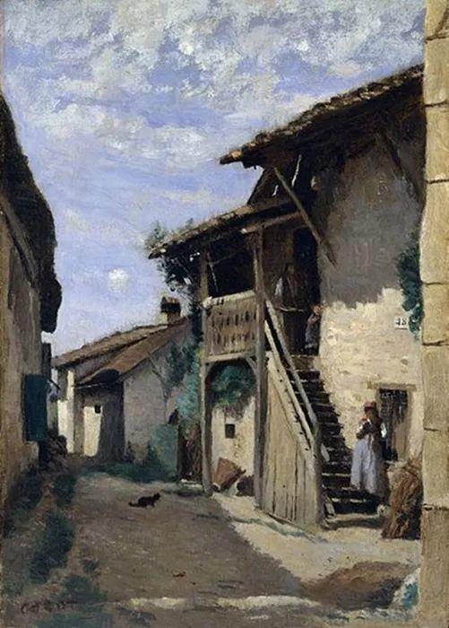 No.42 柯罗 | 法国19世纪最杰出的风景画家插图75