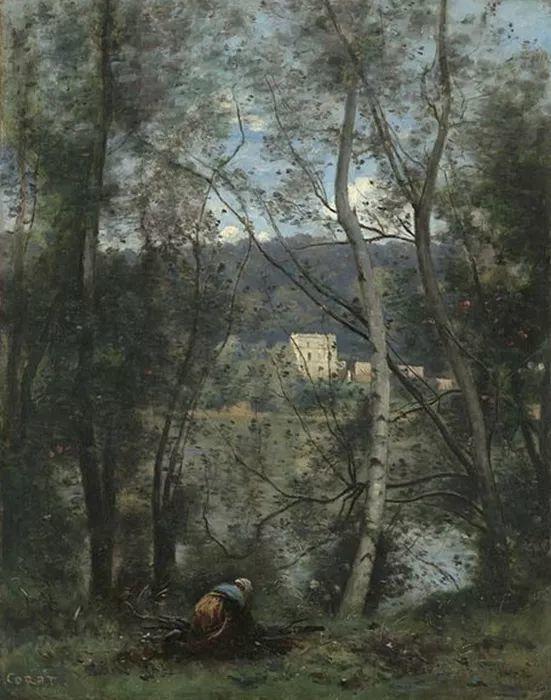No.42 柯罗 | 法国19世纪最杰出的风景画家插图77