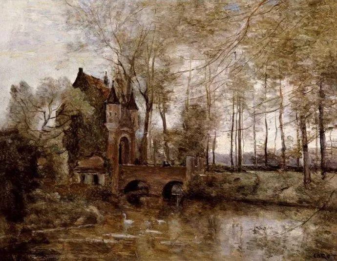 No.42 柯罗 | 法国19世纪最杰出的风景画家插图79