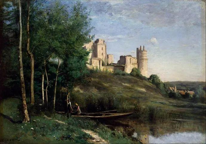 No.42 柯罗 | 法国19世纪最杰出的风景画家插图81