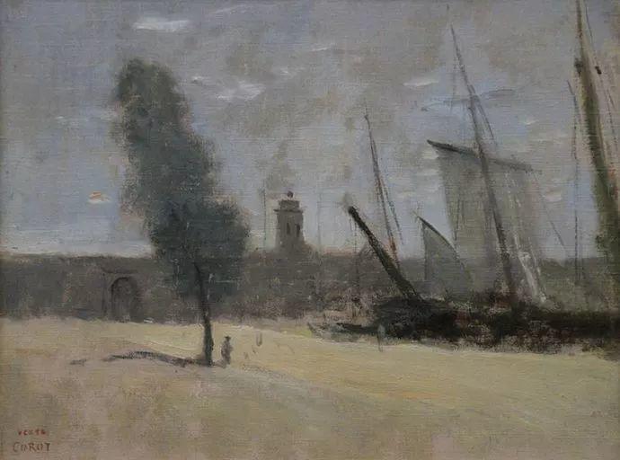 No.42 柯罗 | 法国19世纪最杰出的风景画家插图83