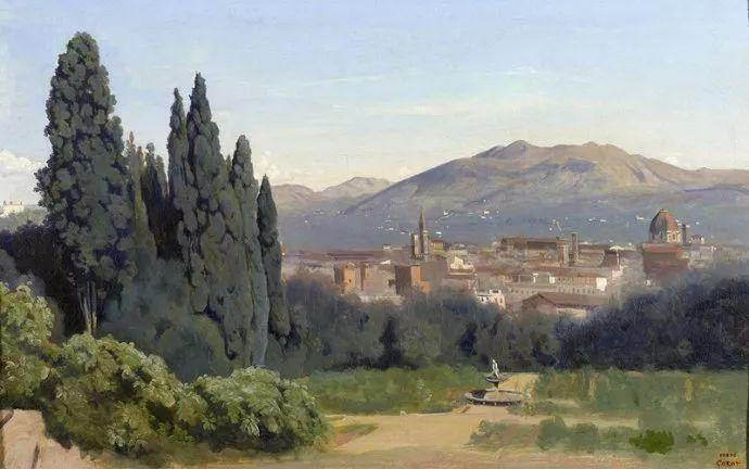 No.42 柯罗 | 法国19世纪最杰出的风景画家插图91