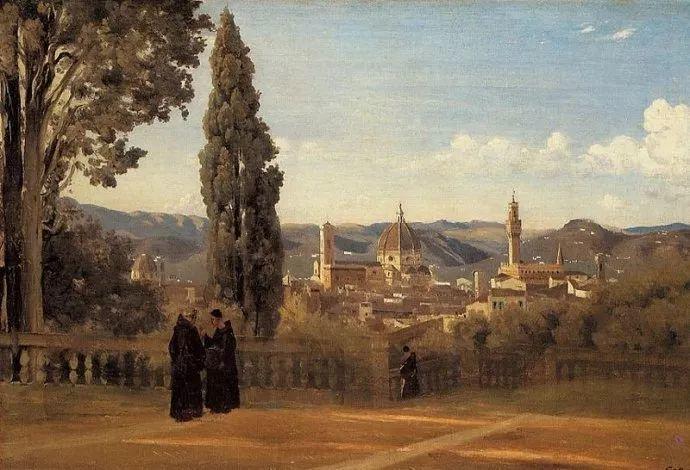 No.42 柯罗 | 法国19世纪最杰出的风景画家插图93