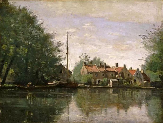 No.42 柯罗 | 法国19世纪最杰出的风景画家插图97