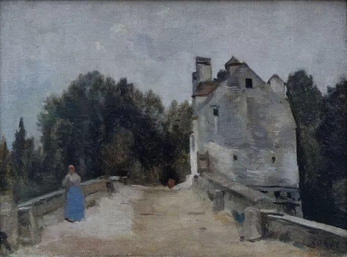 No.42 柯罗 | 法国19世纪最杰出的风景画家插图105