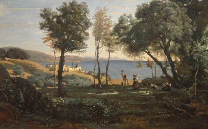 No.42 柯罗 | 法国19世纪最杰出的风景画家插图107