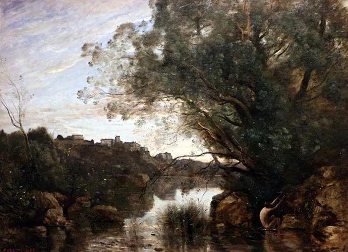 No.42 柯罗 | 法国19世纪最杰出的风景画家插图111