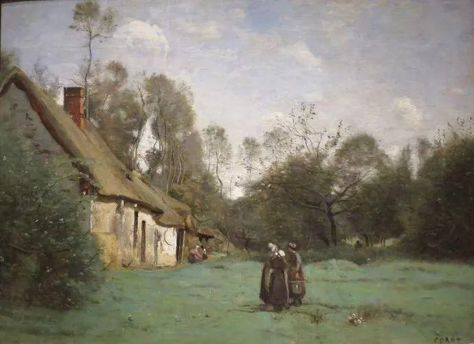 No.42 柯罗 | 法国19世纪最杰出的风景画家插图113