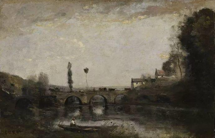 No.42 柯罗 | 法国19世纪最杰出的风景画家插图115