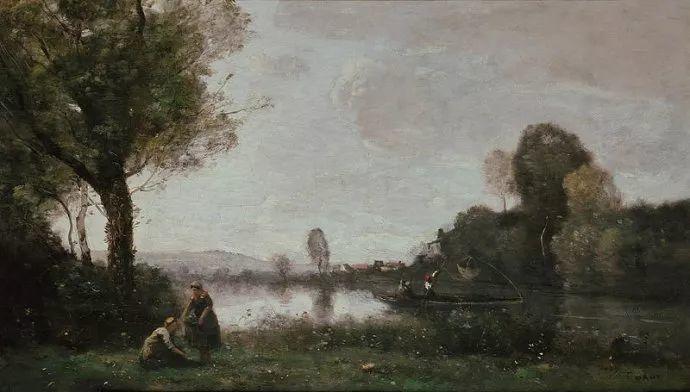 No.42 柯罗 | 法国19世纪最杰出的风景画家插图117