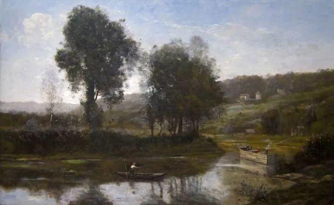 No.42 柯罗 | 法国19世纪最杰出的风景画家插图119