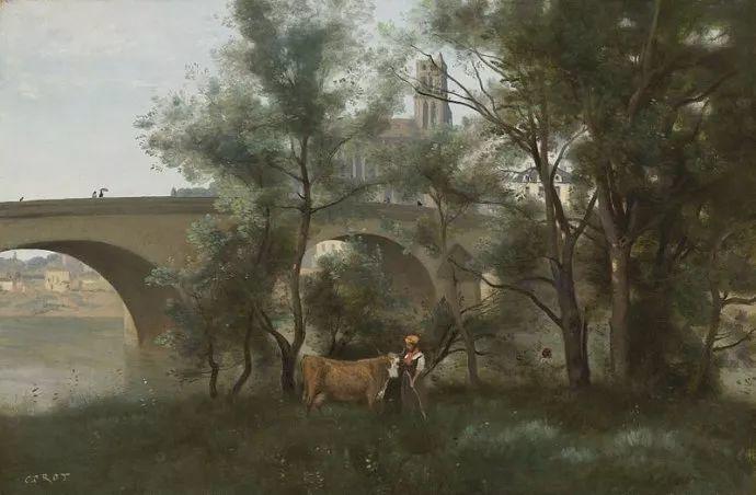 No.42 柯罗 | 法国19世纪最杰出的风景画家插图121